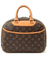 Louis Vuitton Pre-Owned Trouville - Lyst