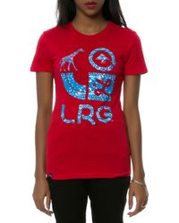 LRG The City Lights Icon T-shirt - Lyst