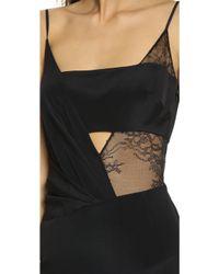 Noam Hanoch Inessa Dress - Black