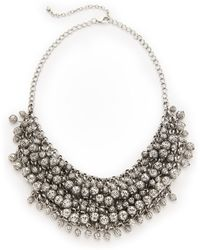Raga - Layered Beaded Statement Necklace - Lyst