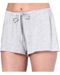 Elle Macpherson Buttercup Glow Jersey Shorts - Lyst