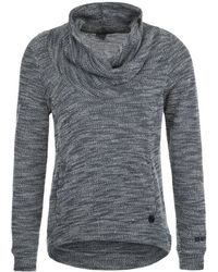 Bench - Inject Overhead Cowlneck Jumper - Lyst