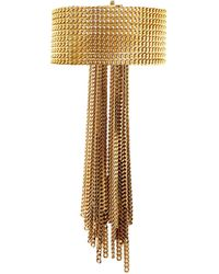 Chloé Delfine Multi-chain Bracelet - Lyst
