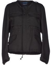 Yohji Yamamoto Jacket - Lyst