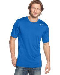 Nike Legend Dri-fit T-shirt - Lyst