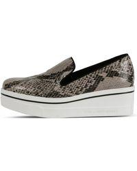 Stella McCartney   Binx Loafer In Python   Lyst