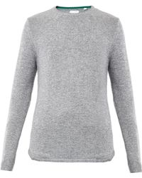 Chinti And Parker Elbowpatch Cashmere Sweater - Lyst