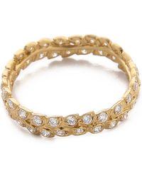 Jamie Wolf - Diamond Vine Ring - Gold - Lyst