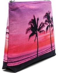Samudra - 3 Coco Palms Pouch - Lyst