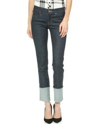 Mother The Ponyboy Jeans - Too Tough To Tame - Lyst
