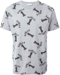 Gaëlle Bonheur - Logo Print T-shirt - Lyst