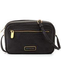 Marc By Marc Jacobs Sally Leather Crossbody Bag - Lyst