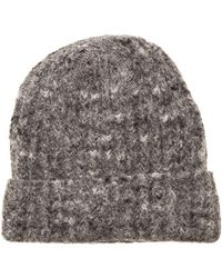 Our Legacy - Knitted Hat - Lyst