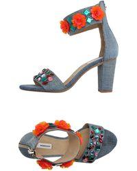 Manoush Sandals - Blue