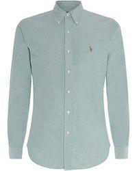 Polo Ralph Lauren Slim Fit Oxford Sport Shirt - Lyst