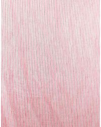 Boutique Moschino - Cotton Stripe Scarf - Lyst