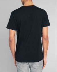 Diesel Black Palagia Printed T-Shirt - Lyst