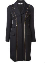 Versace Decorative Coat - Lyst