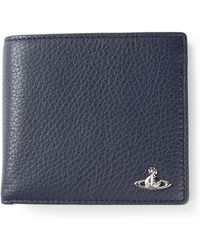 Vivienne Westwood Logo Small Wallet - Lyst