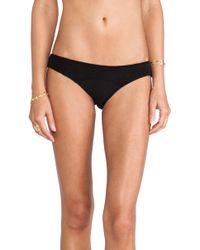 Lisa Marie Fernandez Black Jasmine Bikini - Lyst