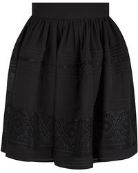 Alice By Temperley Fleur Skirt - Lyst
