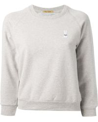 Peter Jensen - Mini Logo Sweatshirt - Lyst