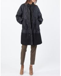 Hache | Insulated Coat | Lyst