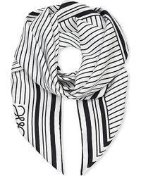 Loewe Striped Scarf - Lyst