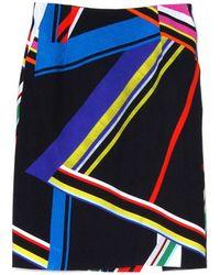 Preen Nilo Skirt multicolor - Lyst