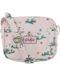 Cath Kidston - Pink Star Dog Handbag - Lyst