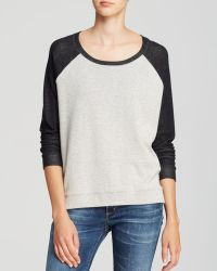 Bella Luxx - Sweater - High Low Raglan - Lyst