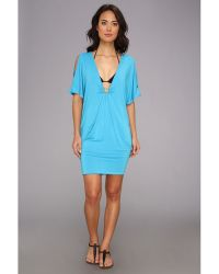 Trina Turk Nomad Cover Up - Lyst