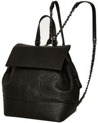 Alice + Olivia - Leather Backpack - Lyst