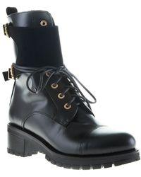 Chiara Ferragni Biker Boots - Lyst