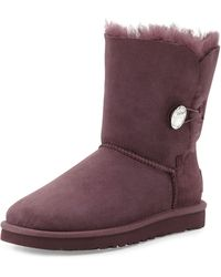 Ugg Bailey Bling Short Boot - Lyst