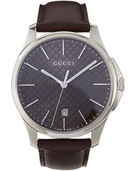 Gucci G-timeless Automatic Watch - Lyst