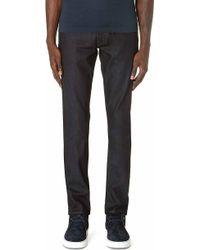 J Brand Mick Regular Skinnyfit Jeans Indigo - Lyst