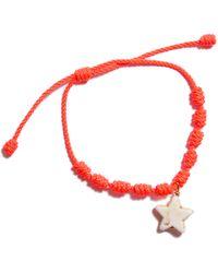 MZ Wallace - Star Bracelet Mono And Me - Lyst
