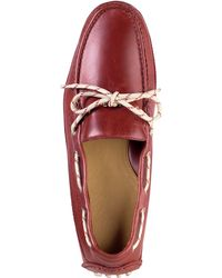 Cole Haan Grant Canoe Camp Driver - Red