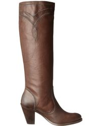 Frye Mustang Stitch Tall - Lyst