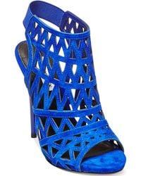 Steve Madden Bratt Dress Sandals - Lyst
