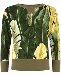 Denim & Supply Ralph Lauren - Banana Leaf Sweatshirt - Lyst