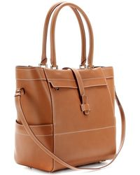 Loro Piana - Hanalei Leather Tote - Lyst