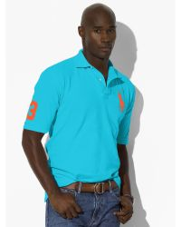 Polo Ralph Lauren Classic-fit Big Pony Polo - Lyst