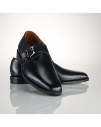 Polo Ralph Lauren Monkstrap Portsmouth Loafer - Lyst