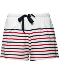 Solid & Striped Striped Lounge Short multicolor - Lyst