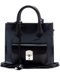 Balenciaga Padlock Mini All Afternoon Leather Tote - Lyst