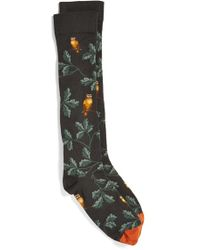 Bonne Maison - 'hiboux' Socks - Lyst