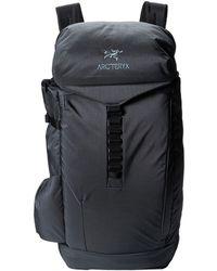 Arc'teryx Gray Jericho Backpack - Lyst