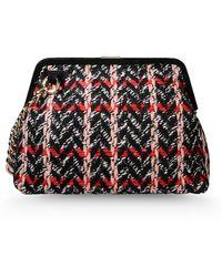Victoria Beckham Medium Fabric Bag - Lyst